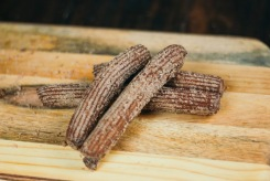 Churros with Spicy Chocolate Dipping Sauce